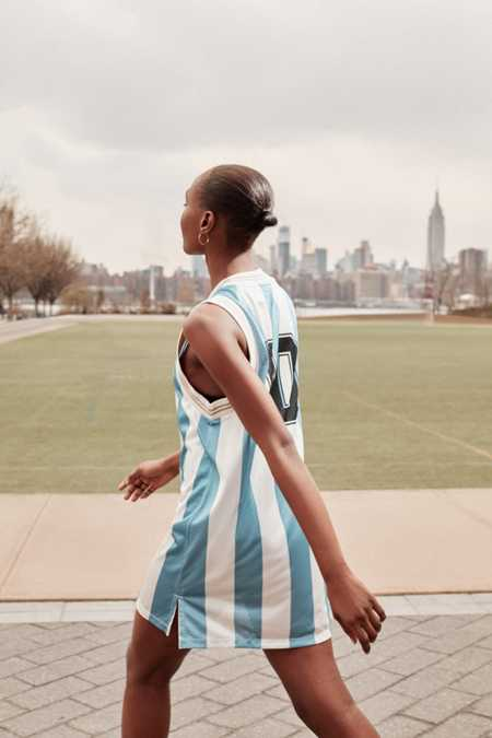 adidas Argentina Soccer Tank Dress