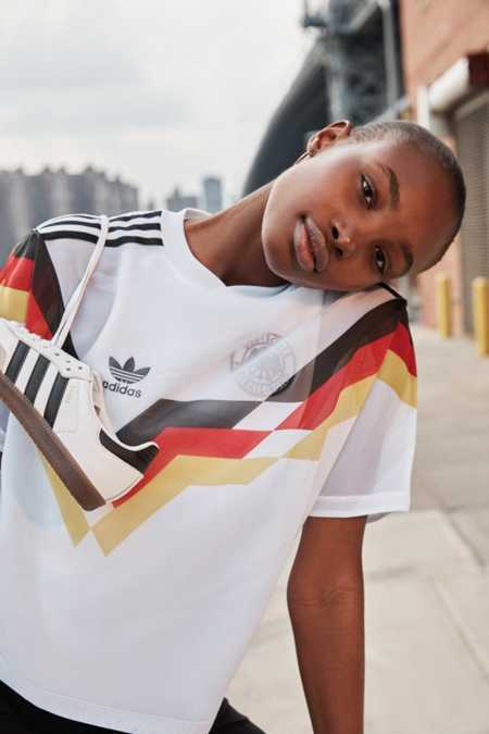 adidas Germany Soccer Top