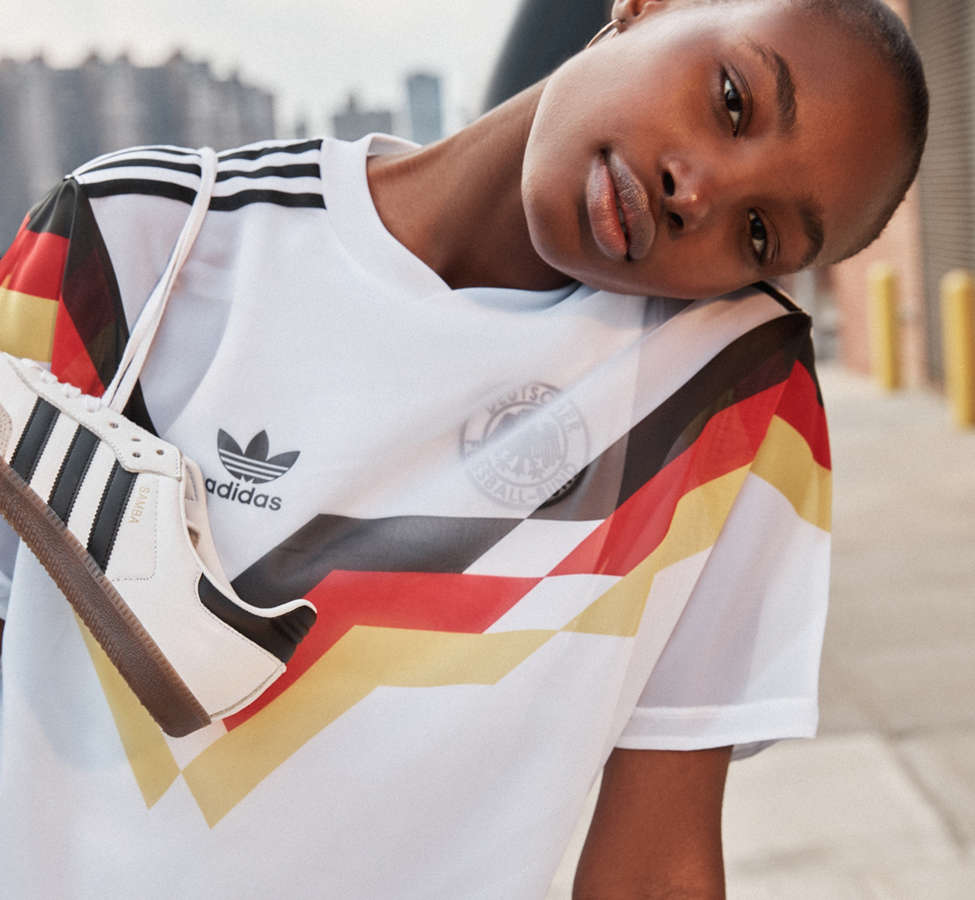 Slide View: 1: adidas Germany Soccer Top