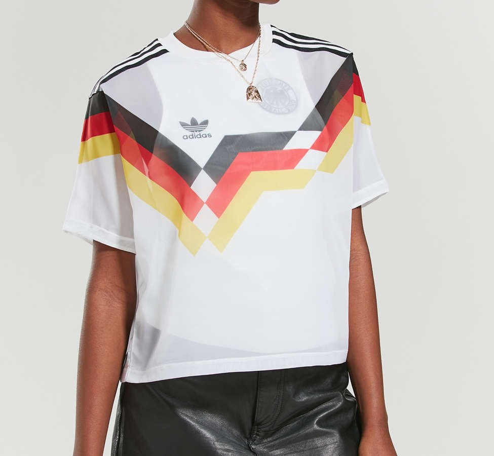 Slide View: 4: adidas Germany Soccer Top