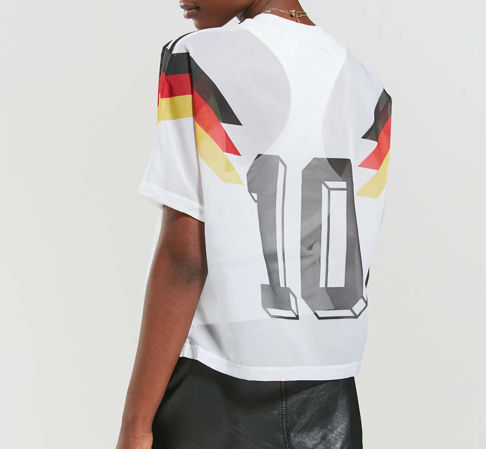 Slide View: 5: adidas Germany Soccer Top