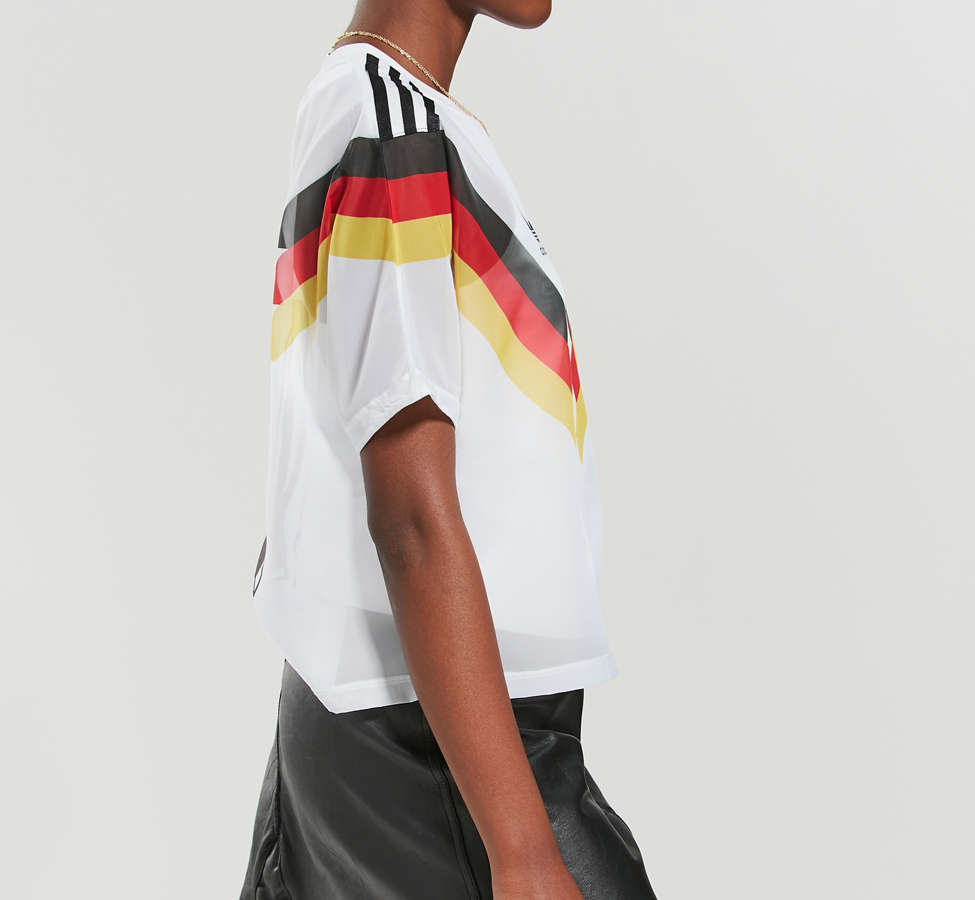 Slide View: 6: adidas Germany Soccer Top