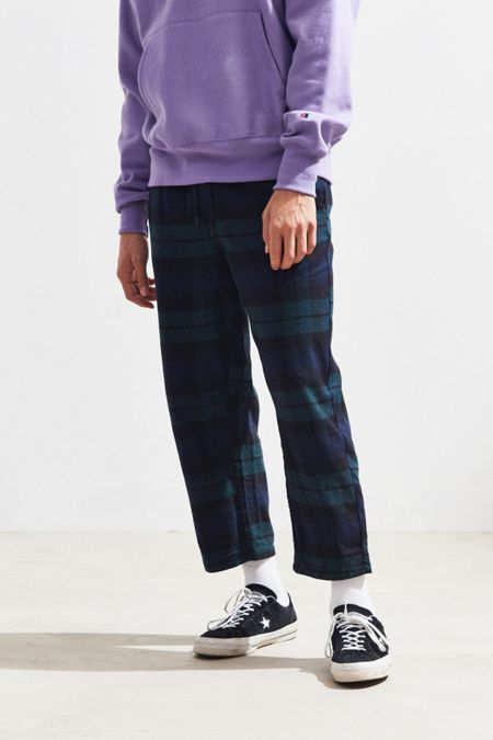 Uo Spencer Flannel Pant