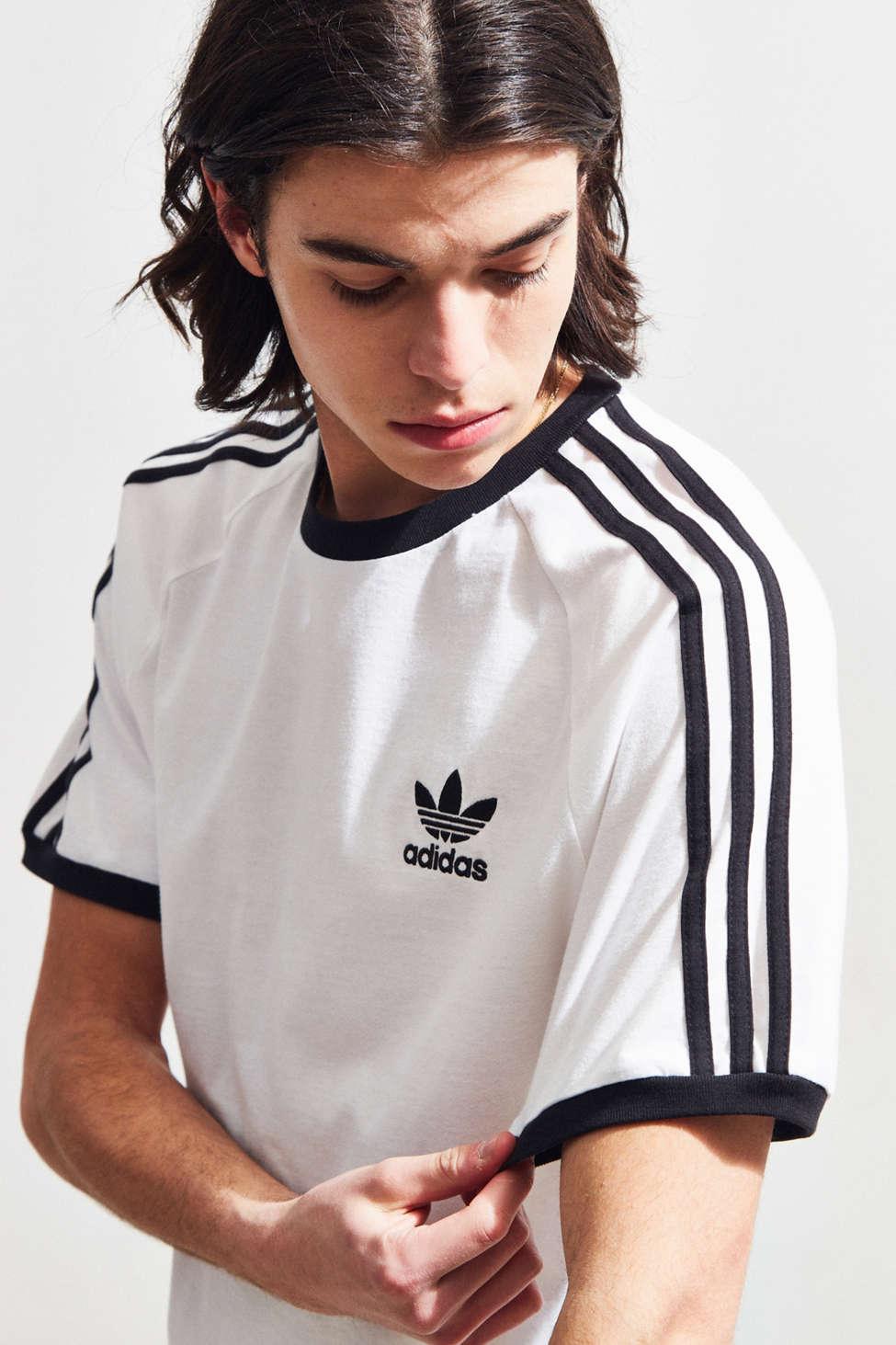 adidas The Three Stripe Tee