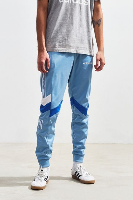 Vintage 90s Urban Blue Slick Pants IeSH9GAm