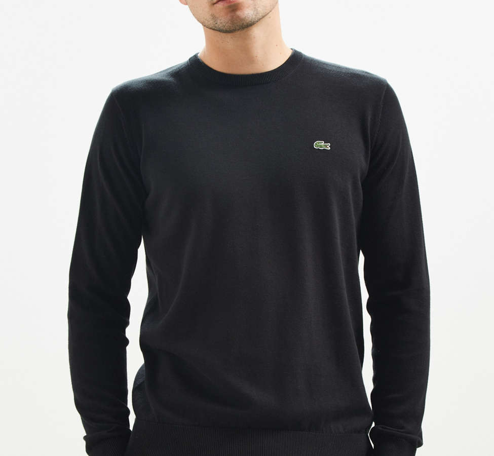 Slide View: 2: Lacoste Crew Neck Sweater