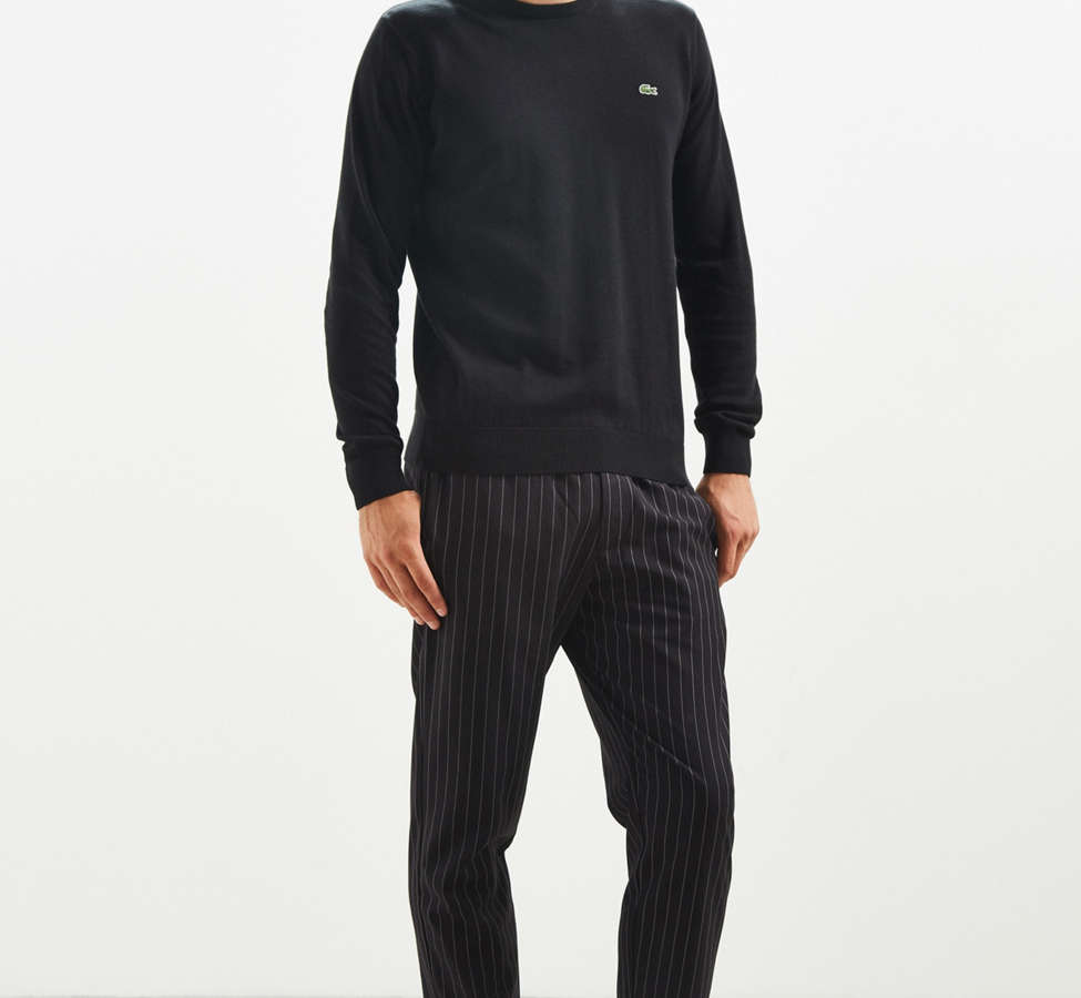 Slide View: 6: Lacoste Crew Neck Sweater