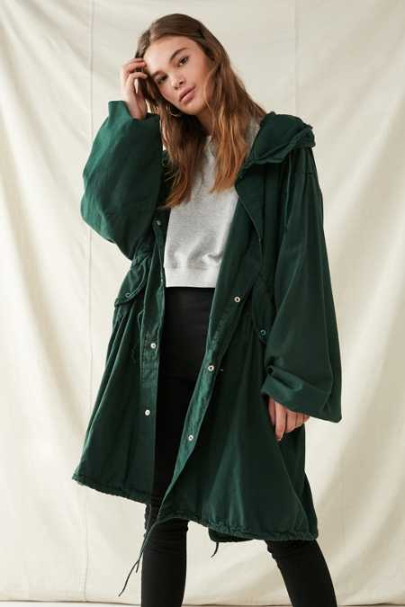 Vintage Fishtail Parka Jacket