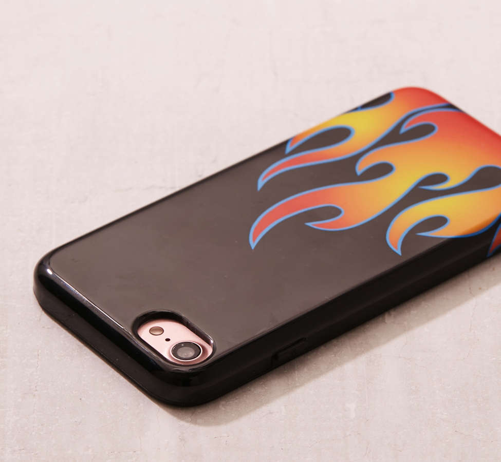 Slide View: 2: Flames iPhone 7/8 Case