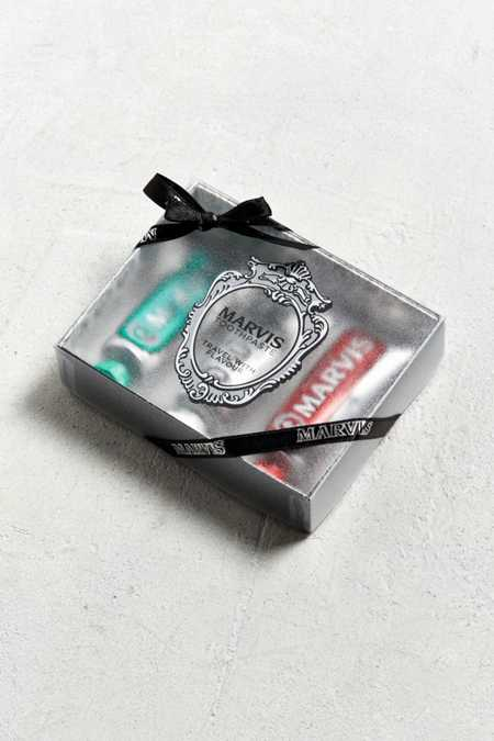 Christmas holiday gifts for him urban outfitters marvis travel with flavor toothpaste gift set negle Gallery