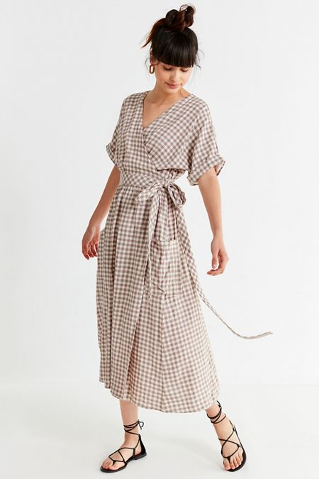 Midi Maxi Dresses Urban Outfitters