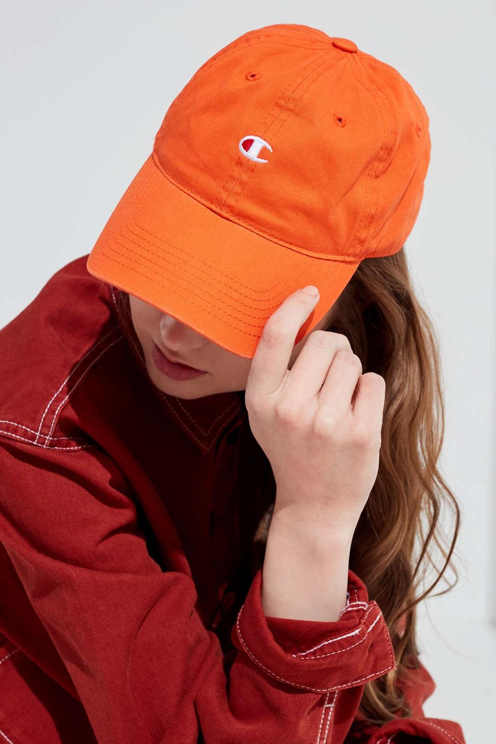 Champion & UO Washed Twill Baseball Hat