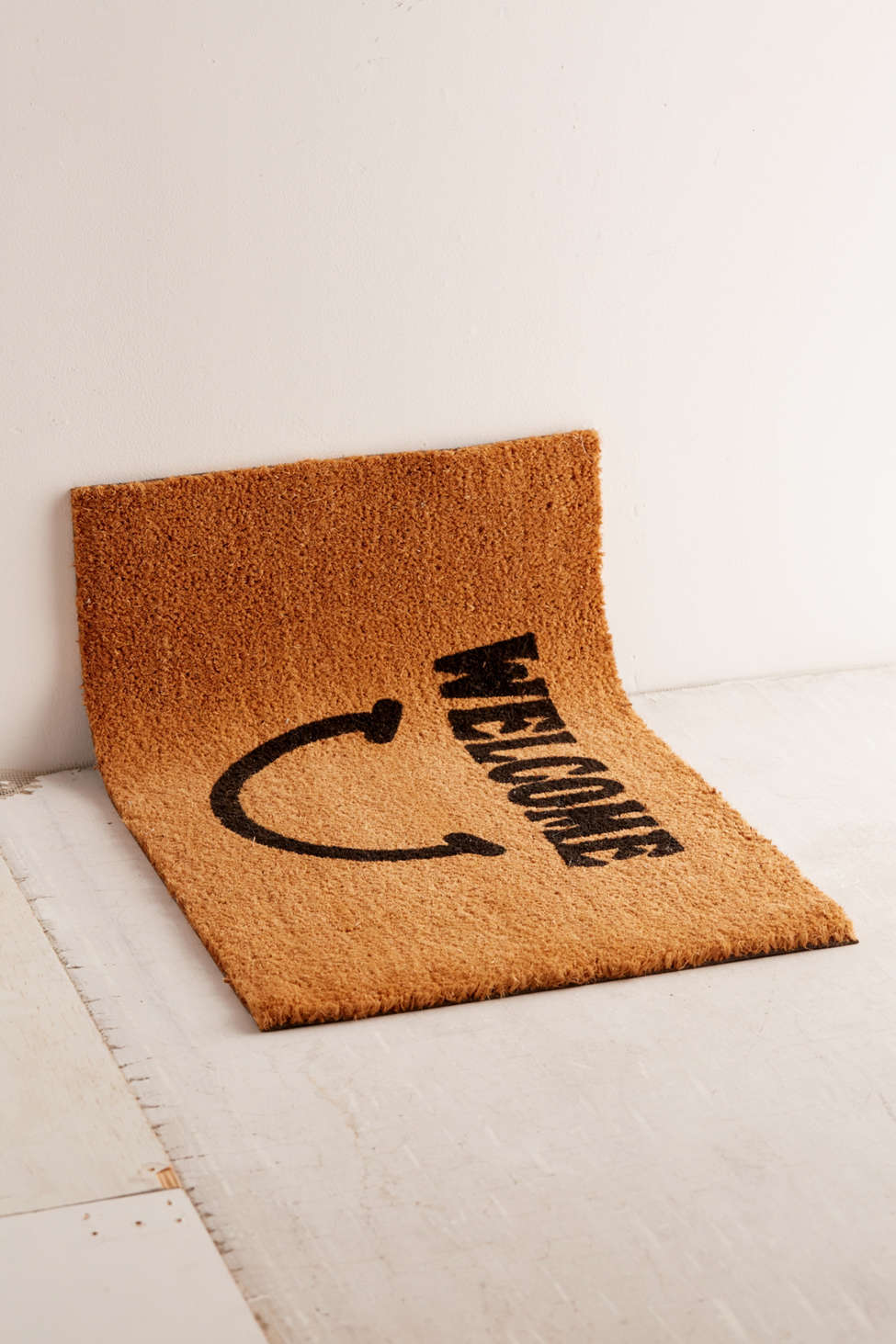 Slide View: 1: Chinatown Market For UO Smiley Doormat