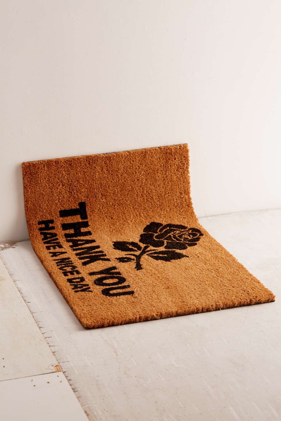 Slide View: 1: Chinatown Market For UO Thank You Doormat