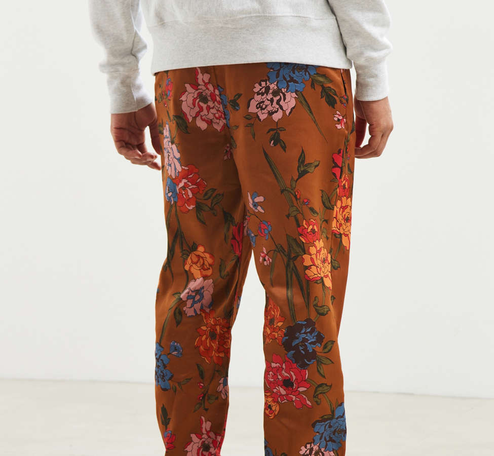 Slide View: 4: UO Satin Baggy Pant
