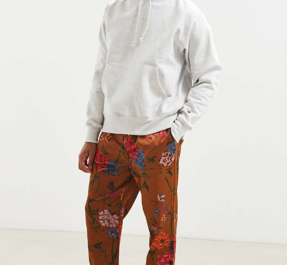 Slide View: 6: UO Satin Baggy Pant