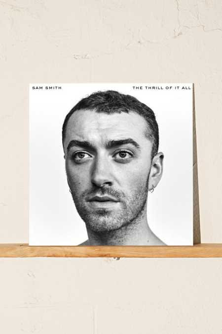 Sam Smith - The Thrill of It All Limited LP