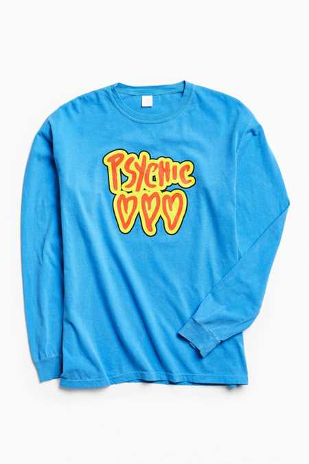 Psychic Hearts Logo Long Sleeve Tee