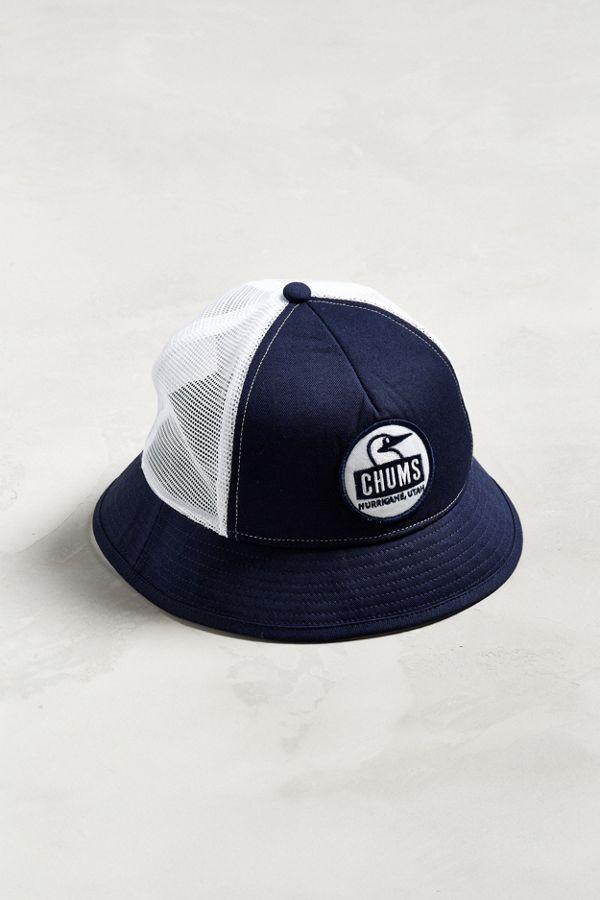 Chums Mesh Bucket Hat  3f5e4d89db8