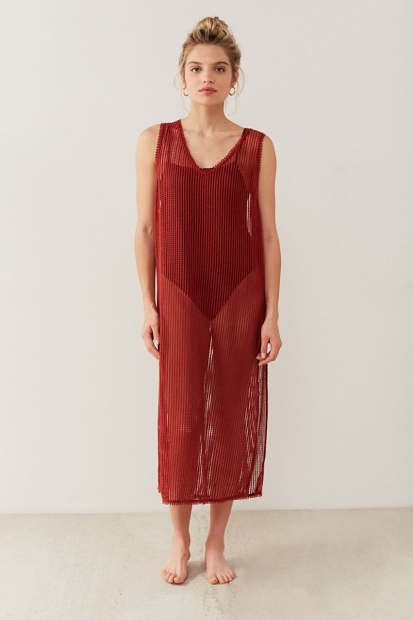 Out From Under Francesca Maxi Cover Up Urban Outfitters