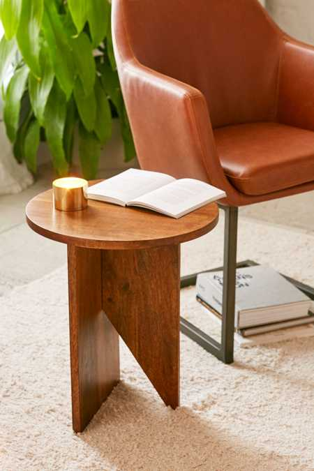 Hyland Wooden Side Table
