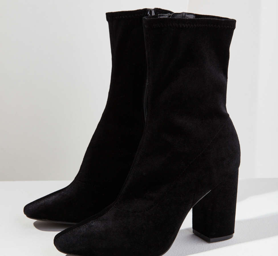 Slide View: 2: Velvet Glove Boot