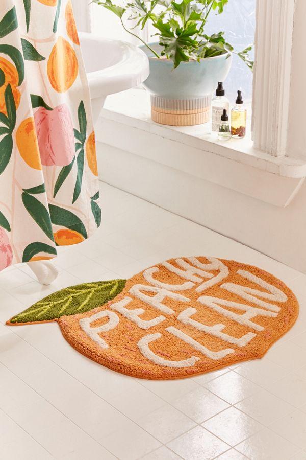 Slide View 1 Peachy Clean Bath Mat