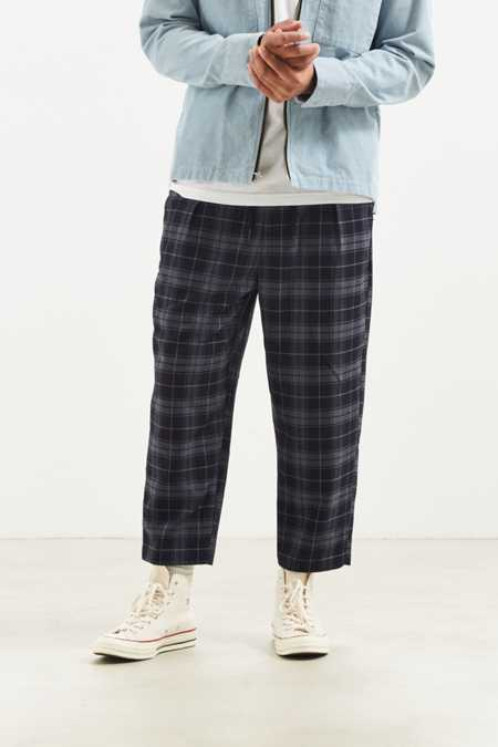 UO Plaid Menswear Pant