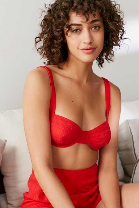 Out From Under Pansy Underwire Bra
