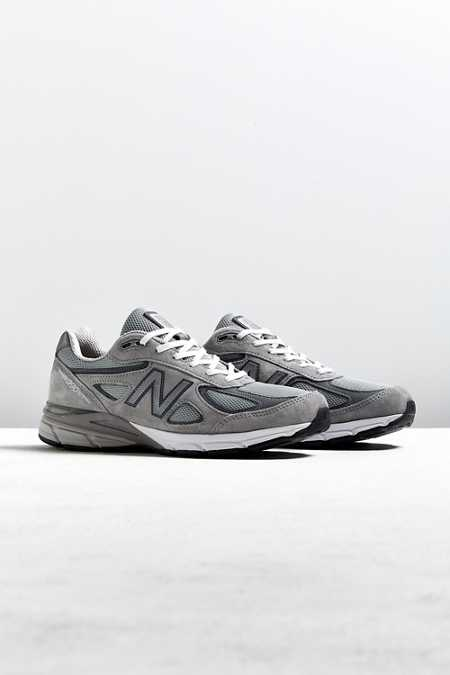 New Balance Made In The USA 990 V4 Sneaker