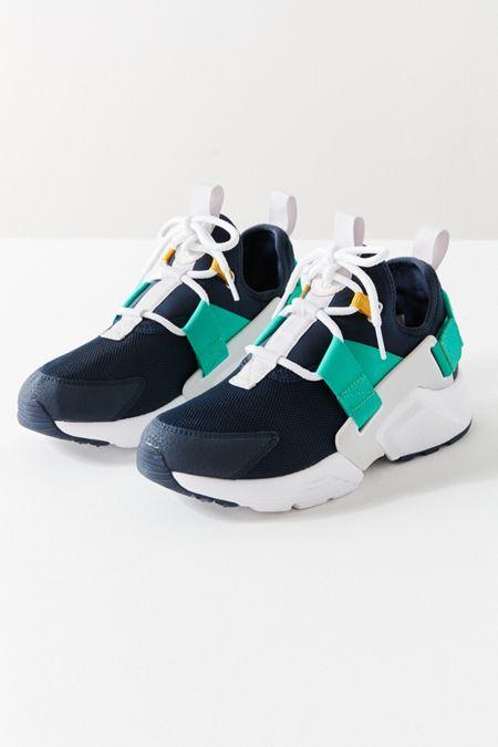 Nike Air Huarache City Low Grey Sneaker f2903b3eb