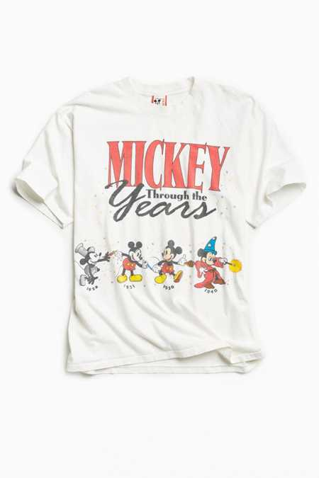 Vintage Disney Mickey Mouse Years Tee