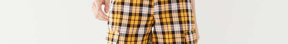 Thumbnail View 4: I.AM.GIA Keidis Tie-Front Plaid Top