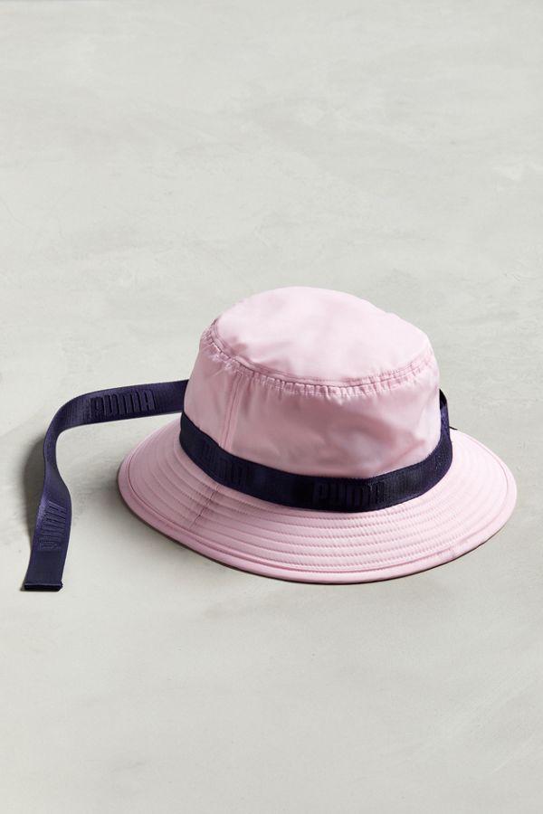 Puma Fenty By Rihanna Strapped Bucket Hat  57d40ee5b2b