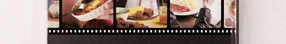 Thumbnail View 2: Eat What You Watch: A Cookbook for Movie Lovers By Andrew Rea