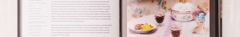 Thumbnail View 4: Eat What You Watch: A Cookbook for Movie Lovers By Andrew Rea