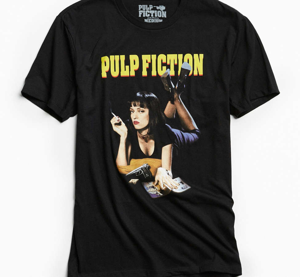 Slide View: 1: Pulp Fiction Tee