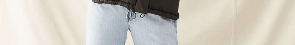 Thumbnail View 1: Urban Renewal Recycled Pearl Levi's Jean