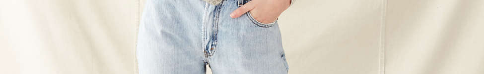 Thumbnail View 3: Urban Renewal Recycled Pearl Levi's Jean