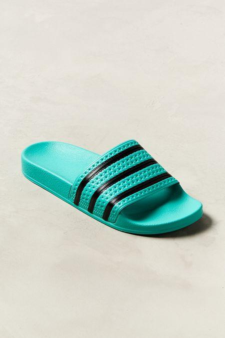 adidas Adilette Colorful Slide Sandal
