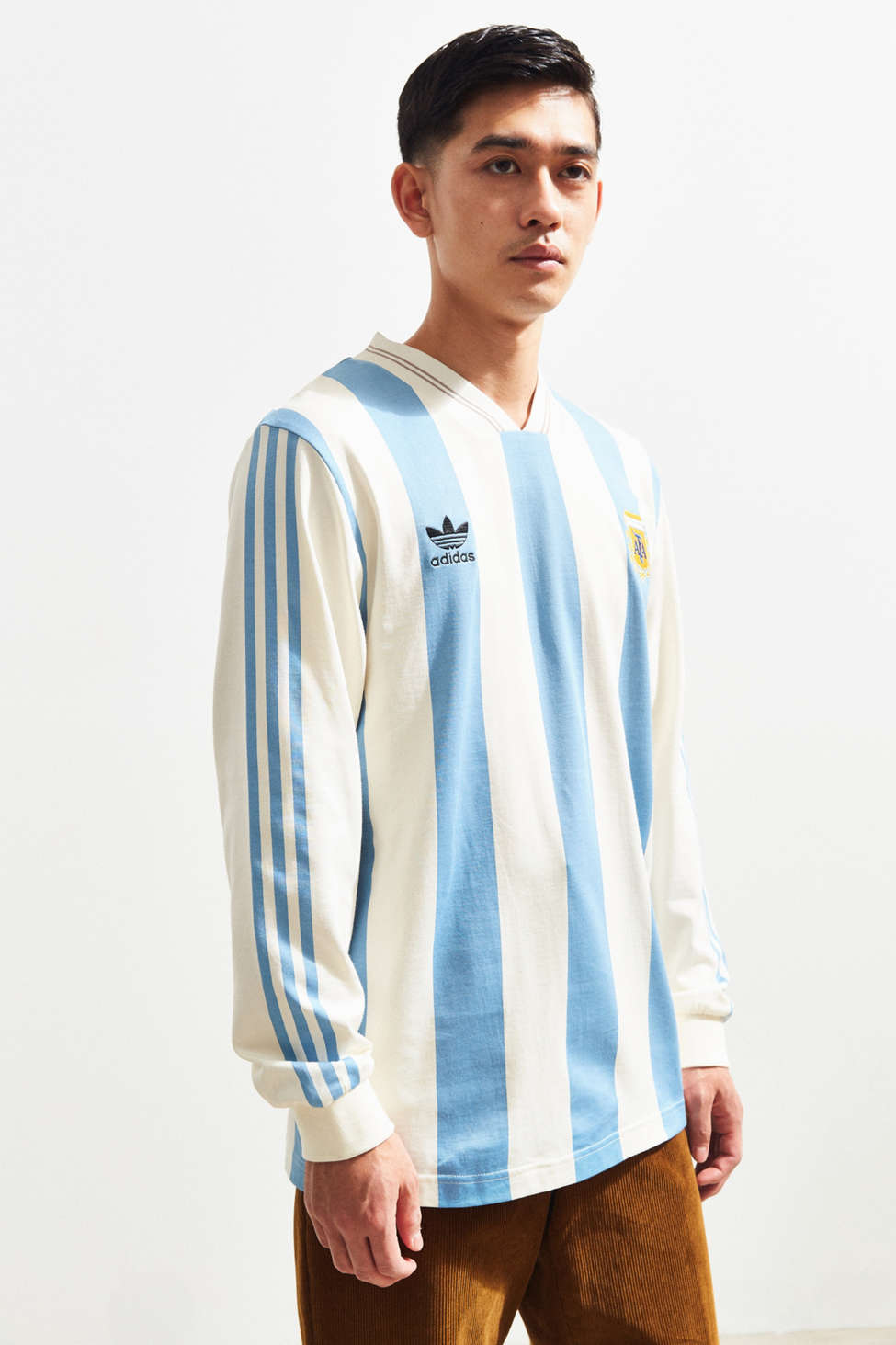adidas argentina jersey urban outfitters