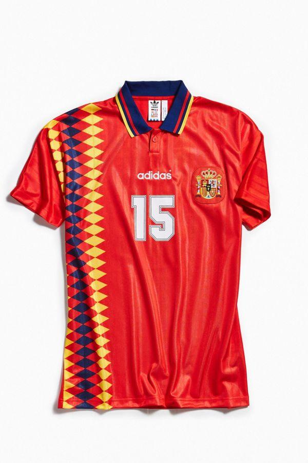 adidas Spain Jersey  2bd3835d2
