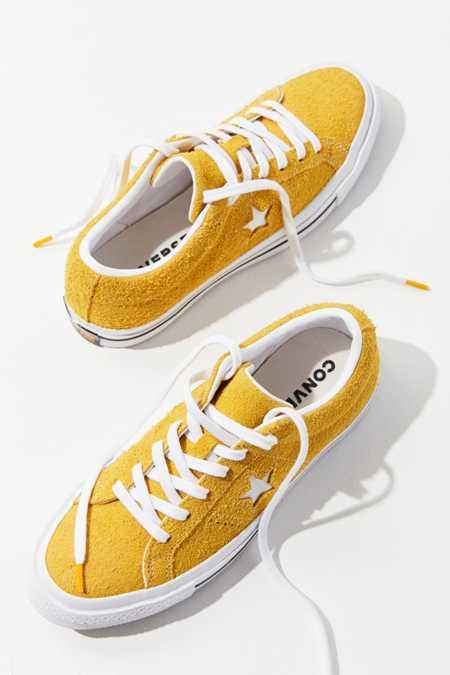 ONE STAR - Sneaker low - medium orange Klassisch Günstiger Preis Rabatt Top-Qualität Am Billigsten Mit Mastercard Günstigem Preis dVCtv