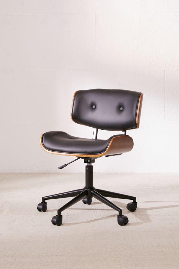Slide View 1 Lombardi Adjule Desk Chair
