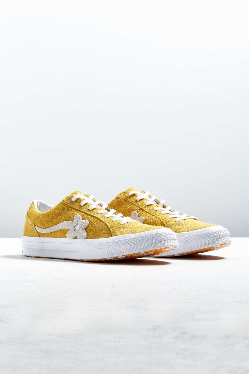 Converse X Golf Le Fleur One Star Sneaker Urban Outfitters