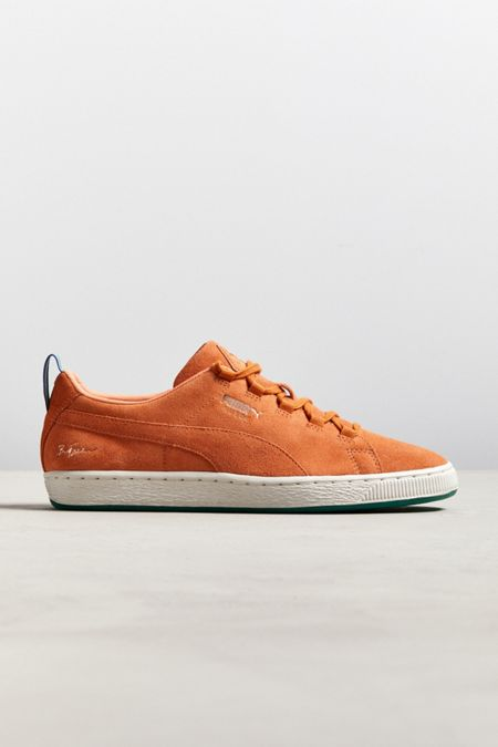 puma basket heart urban outfitters