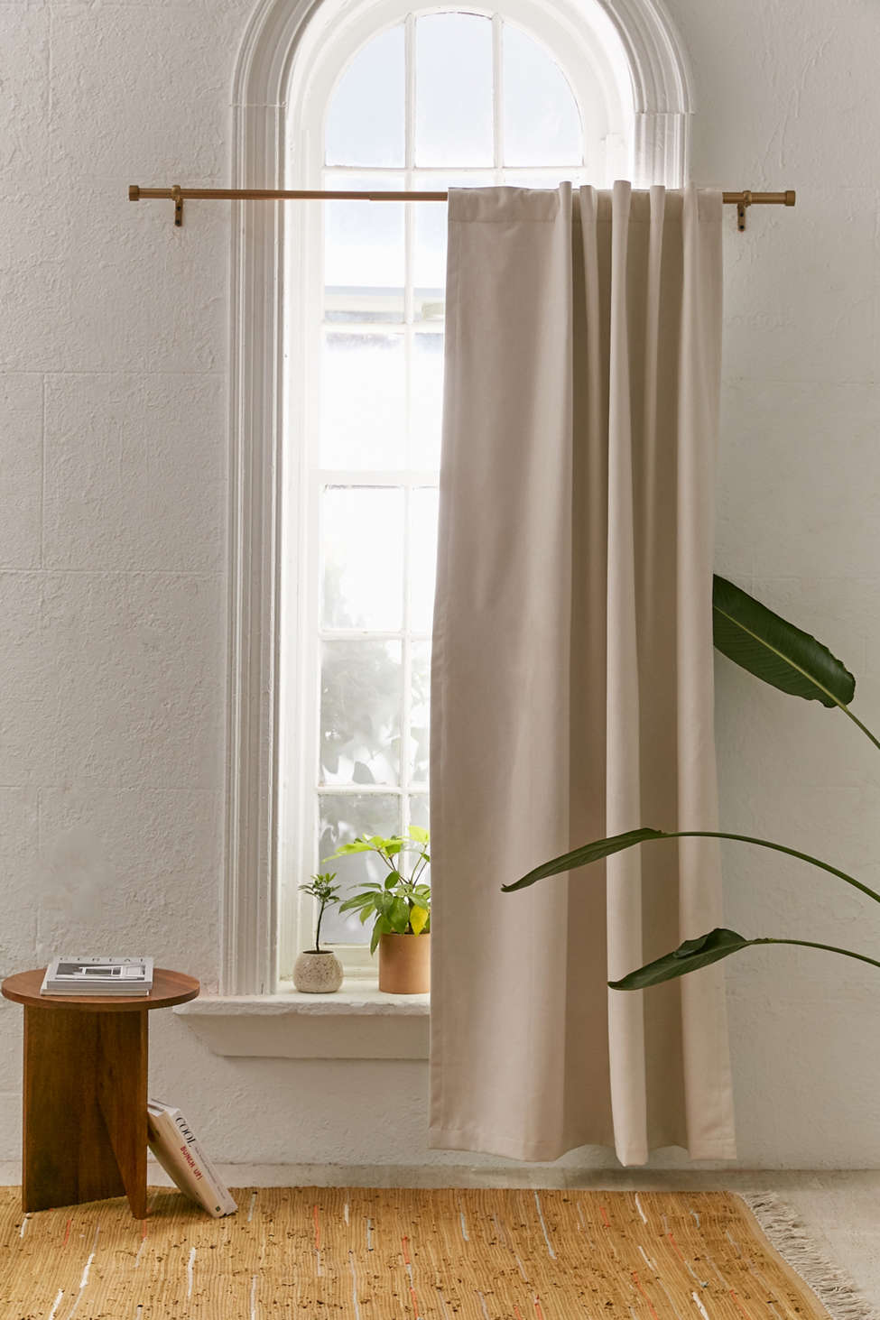 Slide View: 1: Preston Blackout Window Curtain