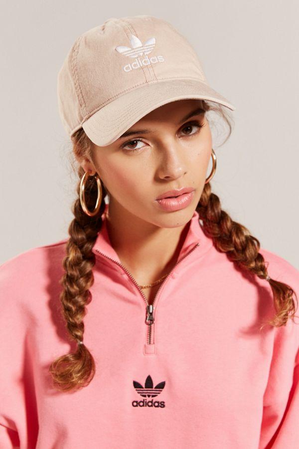 6d6031072f5 adidas Originals Adicolor Relaxed Baseball Hat