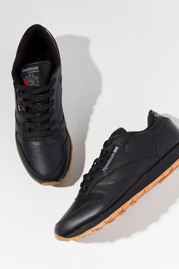 Reebok Classic Leather Sneaker   Urban Outfitters 4e6f8ce81c39