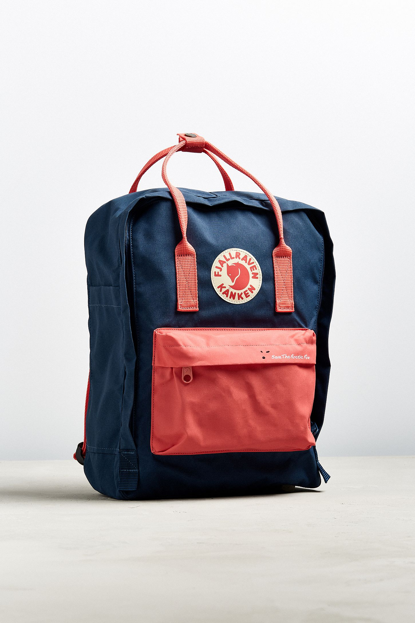 3417a104b43 Fjallraven Kanken Save The Arctic Fox Mini Backpack   Urban Outfitters